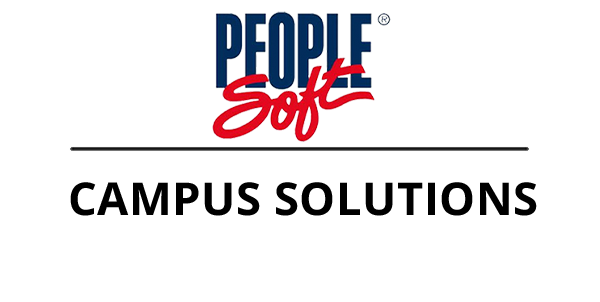 Peoplesoft Campus Solutions-1