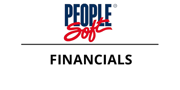Peoplesoft Financials-1